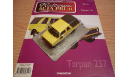Tarpan 237 Польская серия, масштабная модель, 1:43, 1/43, DeAgostini