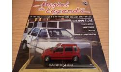 Daewoo tico Румынская серия