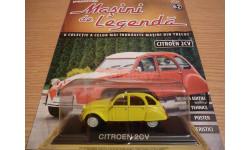 Citroen 2CV Румынская серия