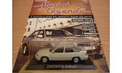 Daewoo cielo (nexia) Румынская серия, масштабная модель, 1:43, 1/43, DeAgostini