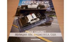 Dodge Coronet Полицейские машины мира №53, масштабная модель, 1:43, 1/43, DeAgostini
