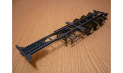 Полуприцеп-контейнеровоз МАЗ-938920 без контейнеров Автоистория (АИСТ)
