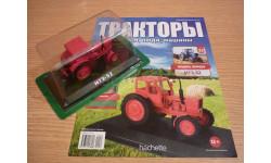 МТЗ-52 Тракторы: история, люди, машины №33, масштабная модель трактора, 1:43, 1/43, Hachette