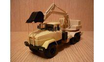 КрАЗ-6322 ЭОВ-4422 Наш автопром (НАП), масштабная модель, 1:43, 1/43