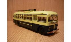Троллейбус МТБ-82 Start Scale Models (SSM), масштабная модель, 1:43, 1/43
