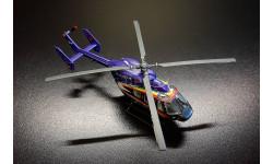 Вертолет Eurocopter BK-117,  'Space design'.  Готовая модель вертолета.