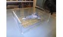 Бокс на пластиковом основании для моделей или диорам. Размер пользовательский., боксы, коробки, стеллажи для моделей, Модель- Сервис