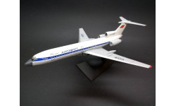 Ту-154М 'Аэрофлот' Herpa 1:200, масштабные модели авиации, scale144