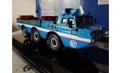 ЗИЛ 4906 'Синяя птица' распродажа коллекции, масштабная модель, DiP Models, 1:43, 1/43