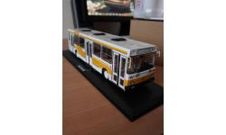ЛиАЗ - 5256 желтый Распродажа коллекции, масштабная модель, 1:43, 1/43, Classicbus