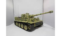 танк Тигр, радиоуправляемая модель