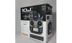 Пульт управления Futaba T10J + R3008SB, 10 каналов, радиоуправляемая модель