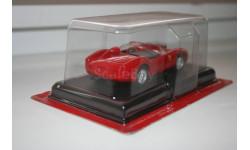 Ferrari 250 Testa rossa, журнальная серия Ferrari Collection (GeFabbri), 1:43, 1/43, Ge Fabbri