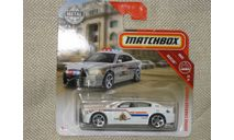 Matchbox MBX rescue Dodge Charger Pursuit Police 2012 Таиланд, масштабная модель, scale0