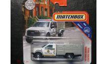 Matchbox MBX service 2010 Ford F-150 Animal Control truck 2018 Таиланд, масштабная модель, scale0