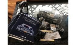 Mercedes Benz DTM 1/10, радиоуправляемая модель