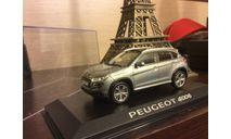 PEUGEOT 4008, масштабная модель, scale43, Norev/DeAgostini