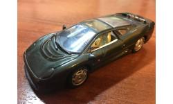 JAGUAR XJ220, масштабная модель, 1:43, 1/43, Detail Cars