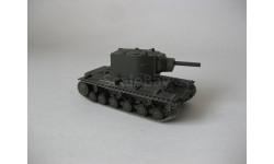 русские танки 172  кв 2, масштабные модели бронетехники, scale72