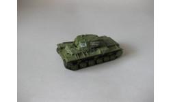 Русские танки №28 - КВ-1С, масштабные модели бронетехники, scale72