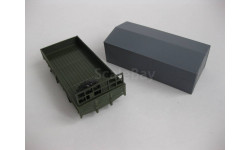 кузов камаз с тентом, запчасти для масштабных моделей, Элекон, scale43
