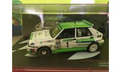 Lancia Delta HF Integrale 1992 Rally, масштабная модель, scale43