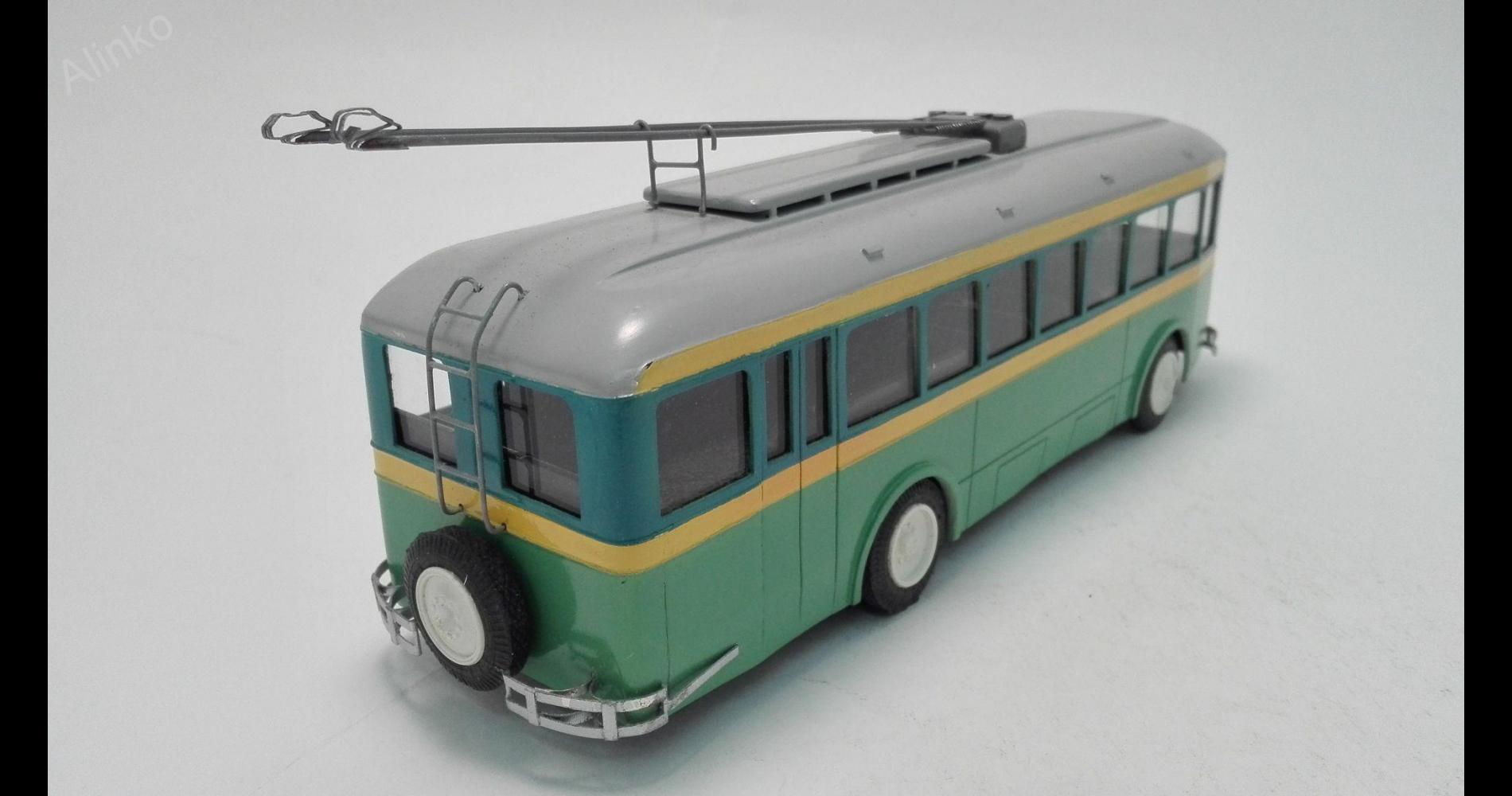 Модели троллейбусов ручной работы модели онлайн курган