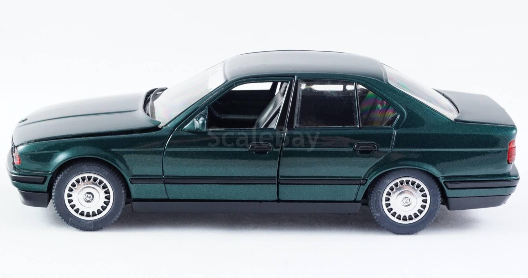Bmw 5 Series E34 124