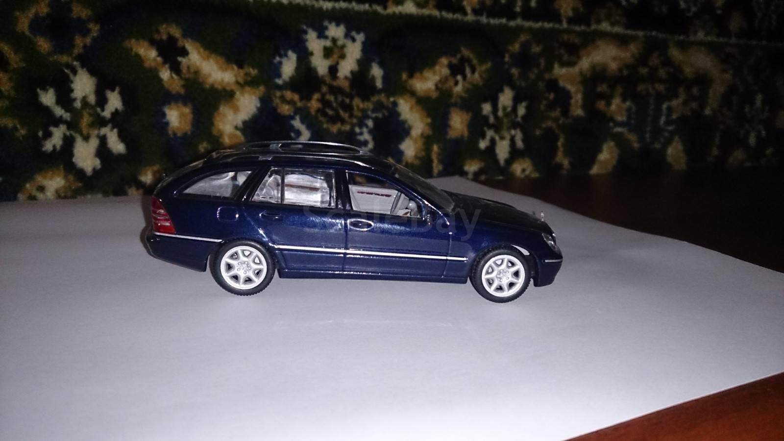 Mercedes benz c class t model s203 for Mercedes benz c class t model
