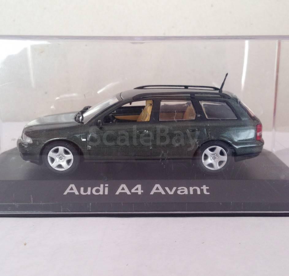 Audi A4 B5 Avant 143 аукцион масштабных и сборных моделей