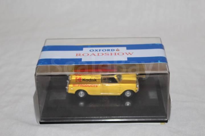 Mini Cooper Van Kodak Limited Edition Oxford 143 аукцион