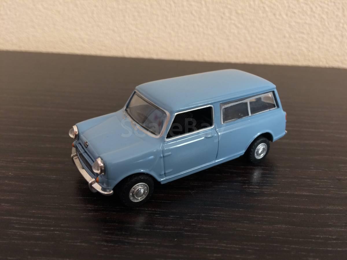 Mini Cooper Van Oxford 143 аукцион масштабных и сборных моделей