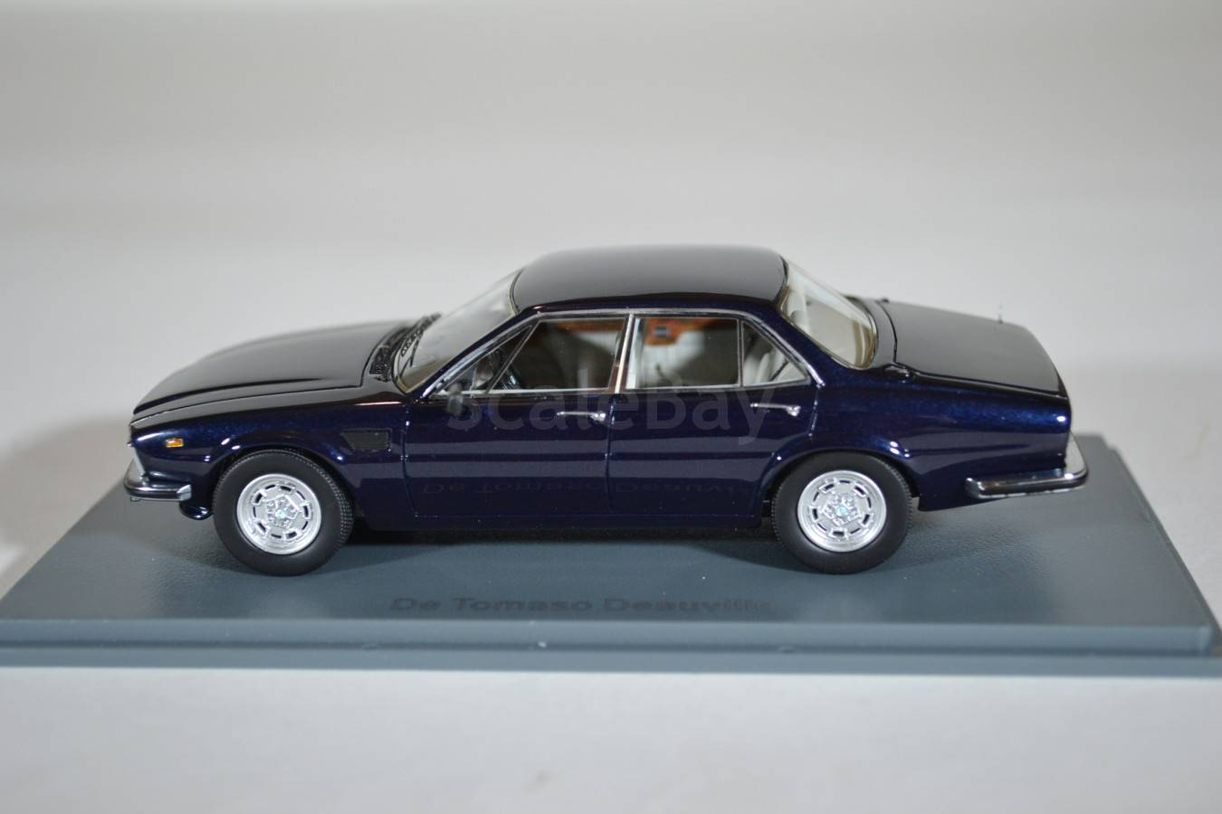 1978 1:43 De Tomaso Deauville Metallic Grey