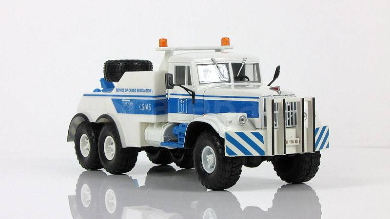 Краз-255Б бро-200 | Аукцион масштабных и сборных моделей