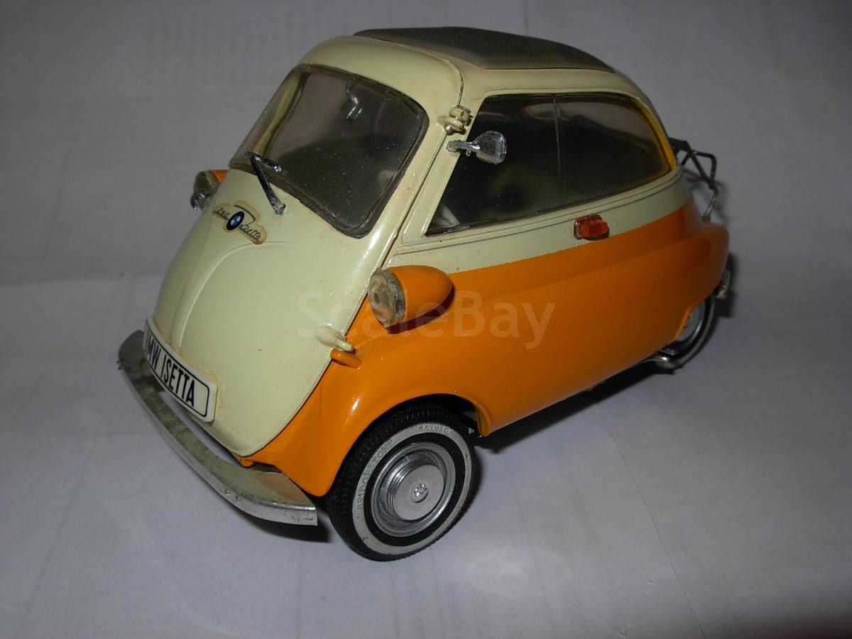 1 18 bmw isetta 250 revell 1 18. Black Bedroom Furniture Sets. Home Design Ideas