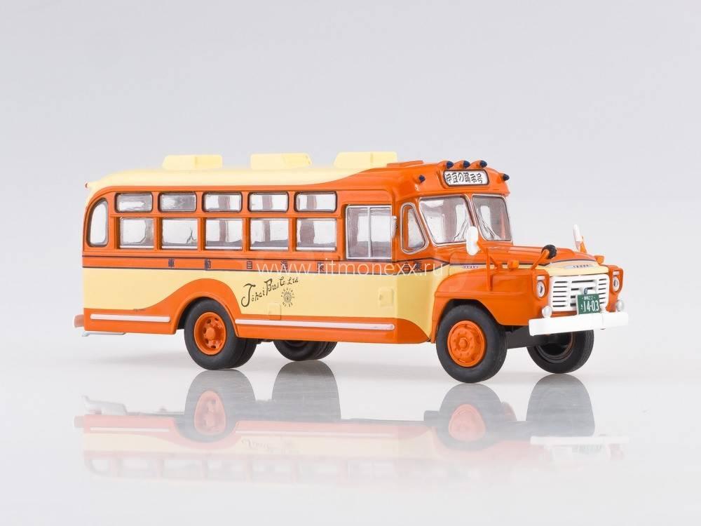 isuzu bxd-30 japan 1962 | Аукцион масштабных и сборных моделей