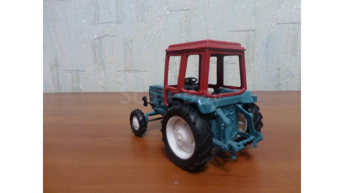 Трактор МТЗ-82 инв.№2601   ИС ЕГРСБ