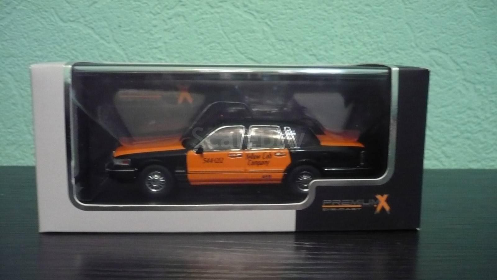 Lincoln Town Car Taxi 1996 Premium X 143