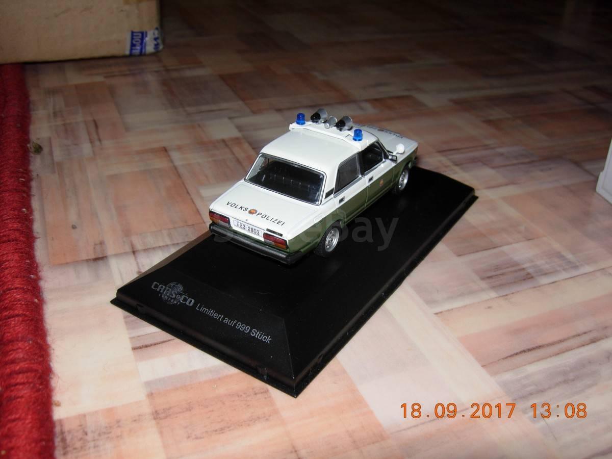1:43 Lada 1200 (ВАЗ 2107) Volkspolizei Полиция ГДР