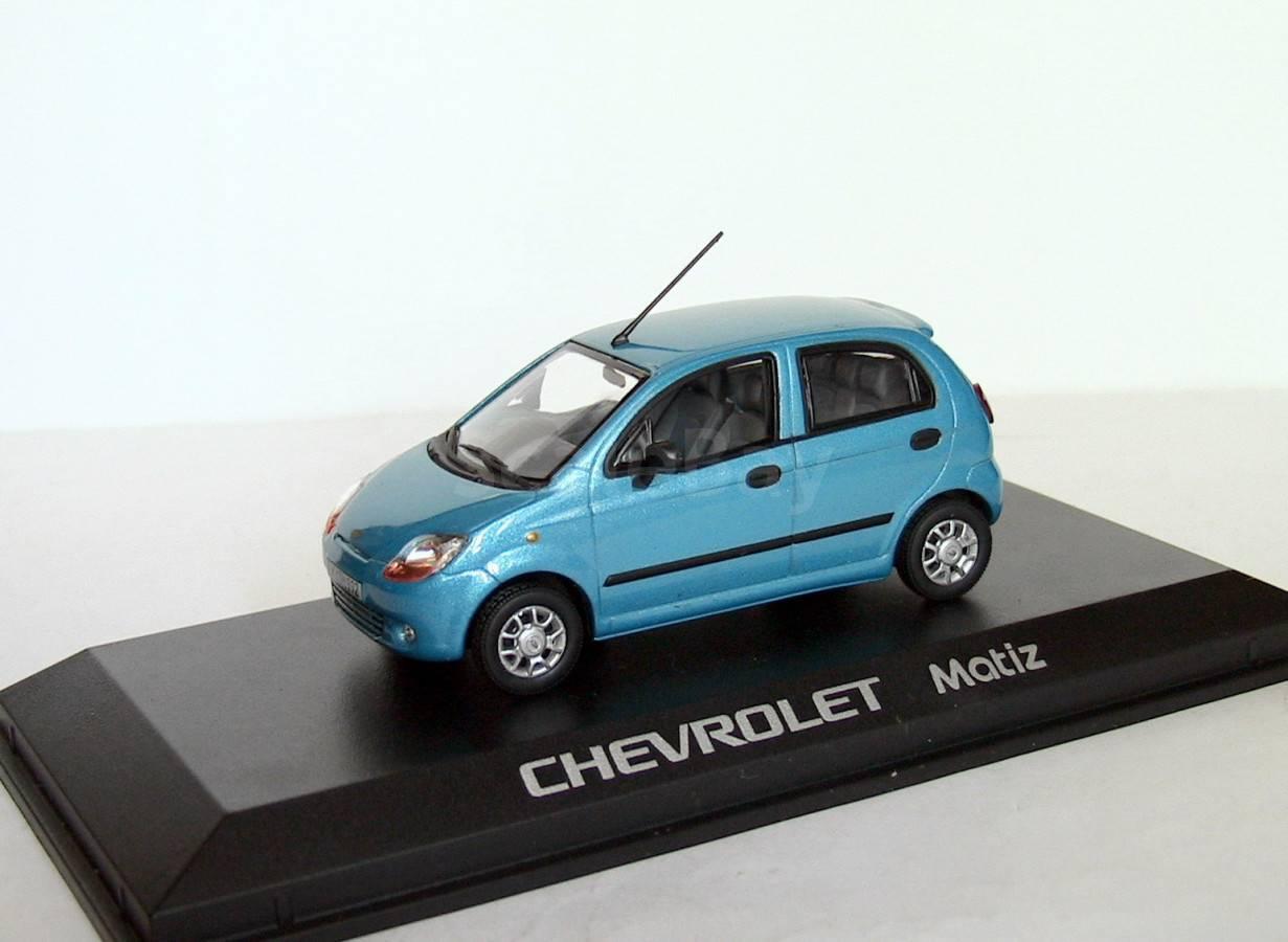 масштабные модели chevrolet spark