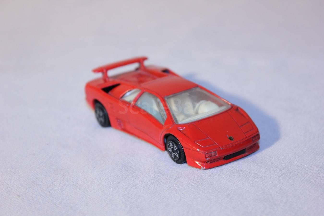 Lamborghini Diablo Made In Italy 1 43 Bburago Aukcion Masshtabnyh