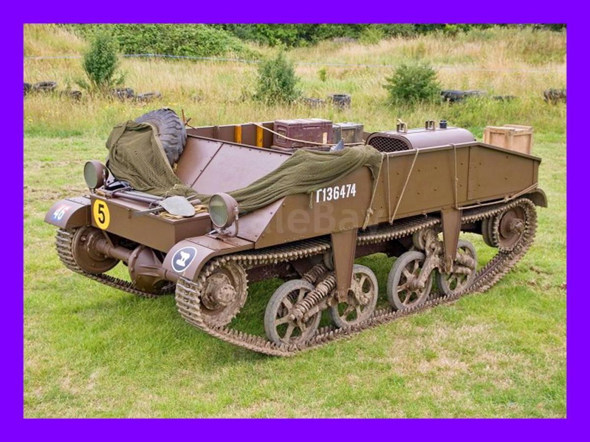 Транспортеры вторая мировая война фольксваген транспортер виды кузова