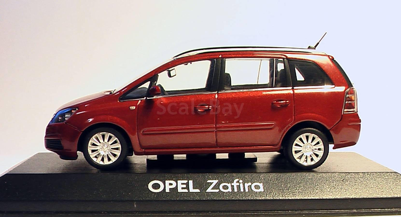 opel zafira 2 2006 minichamps. Black Bedroom Furniture Sets. Home Design Ideas
