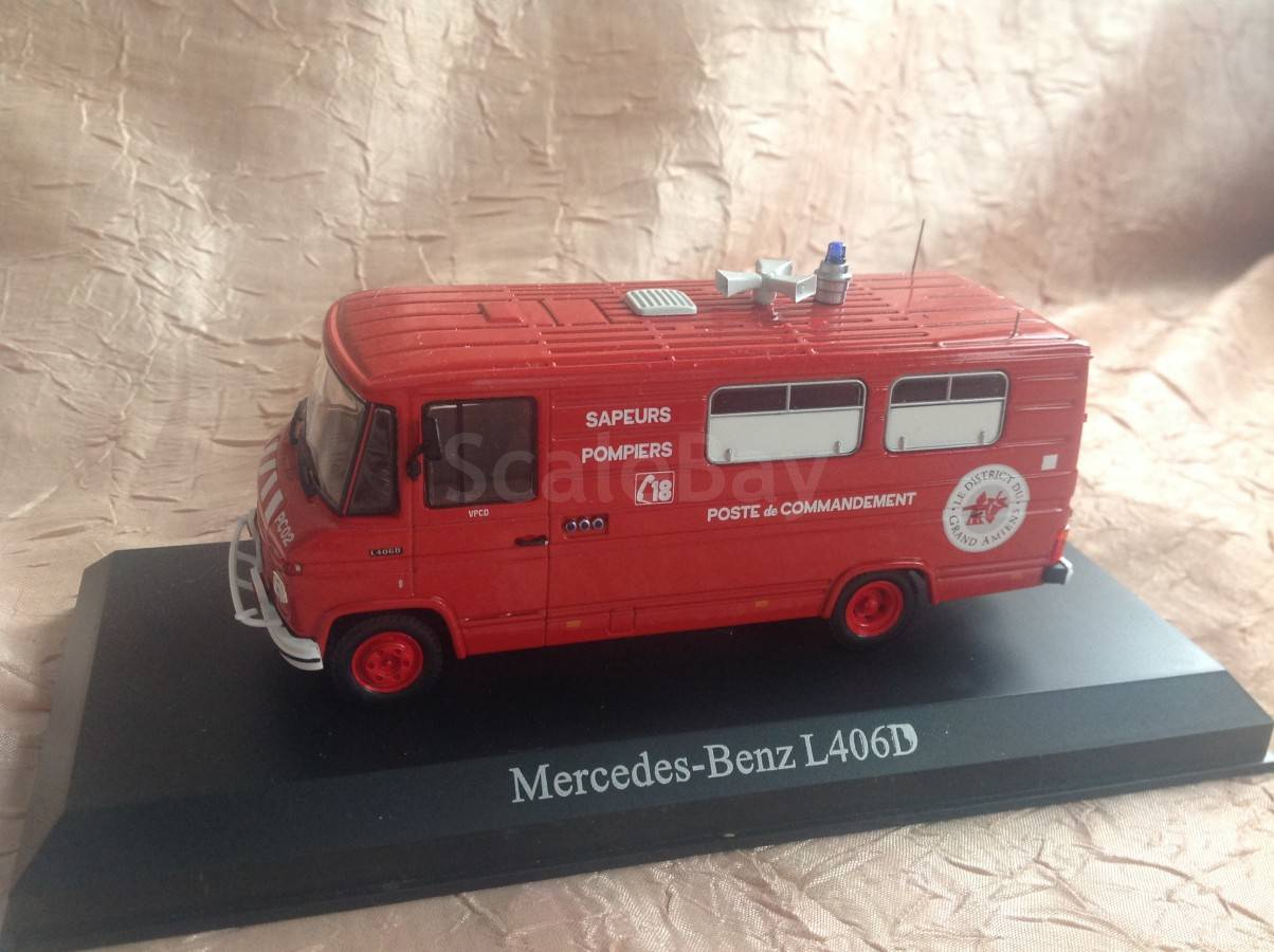 Mercedes benz l 406 d for Mercedes benz a1 service price