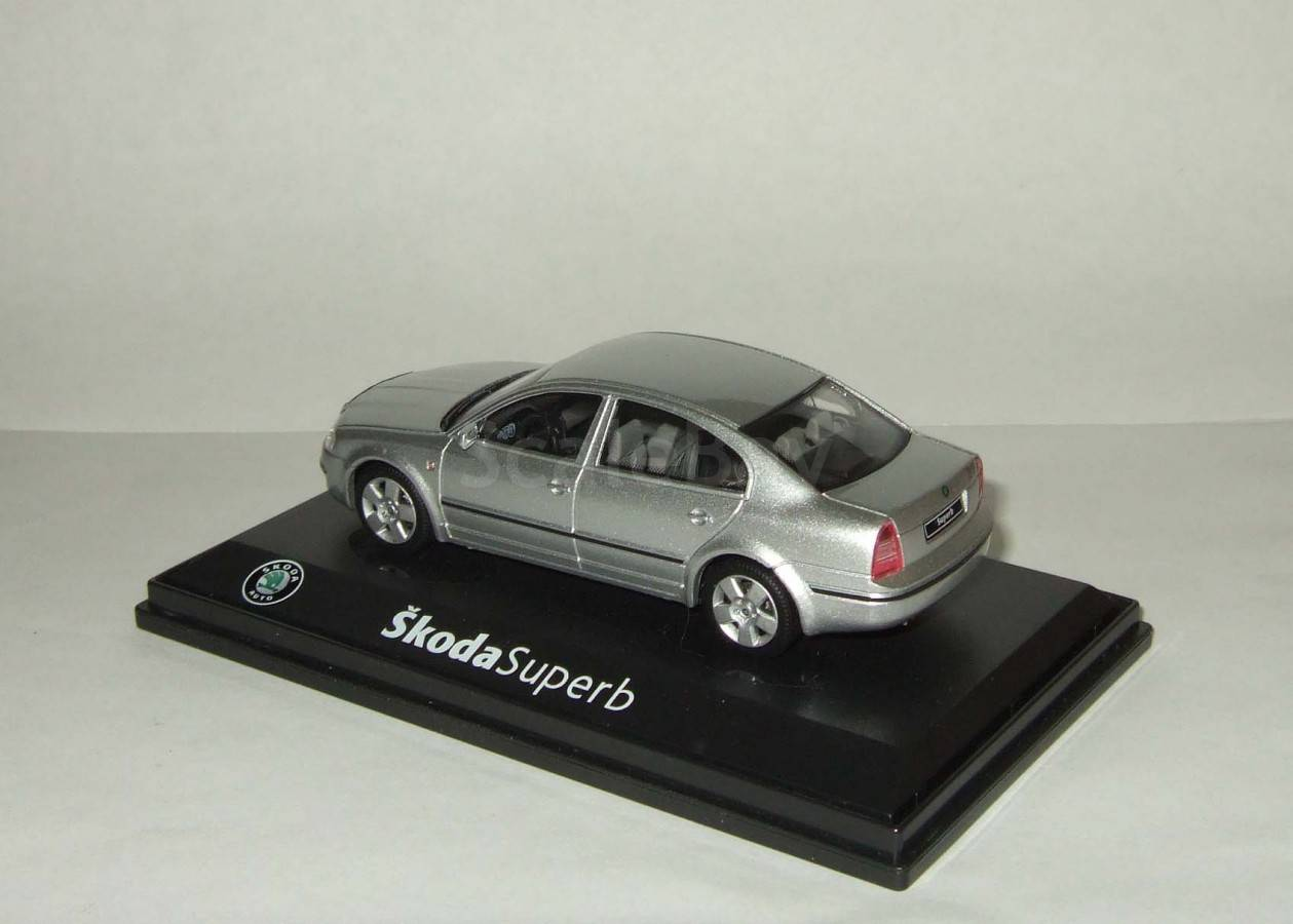 масштабные модели автомобилей 1:43 skoda octavia рязань