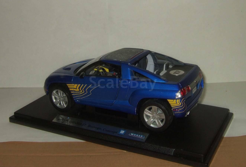 масштабная модель автомобиля chevrolet hhr