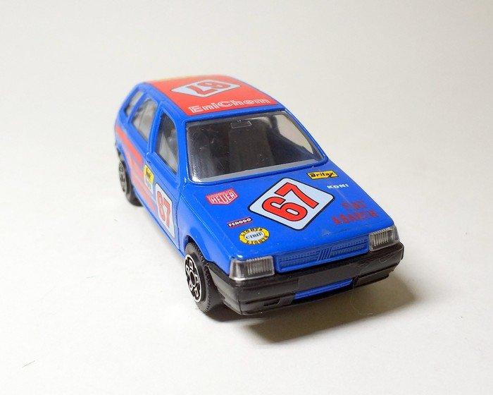 Fiat Tipo Rally Sinij Fiat Burago B 3015 Aukcion Masshtabnyh I