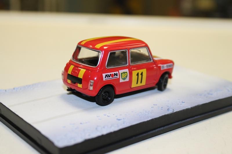 Austin Mini On Her Majesty039s Secret Service 1969 143 James