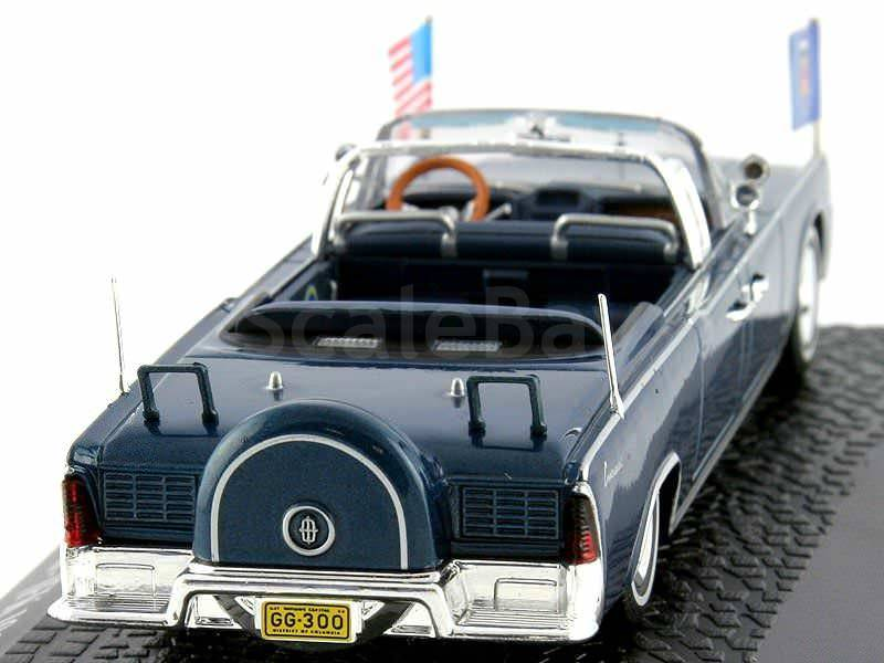 lincoln continental limousine ss 100 x j f kennedy 1963. Black Bedroom Furniture Sets. Home Design Ideas