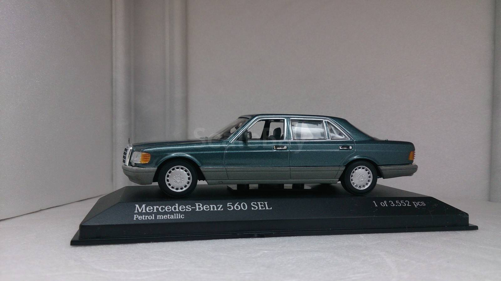 Без резервной цены Mercedes Benz 560sel W126 Petrol